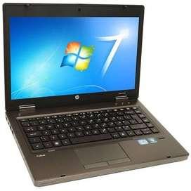 HP PROBOOK 6460B CORE (i5)  3 jivi ram hdd 320 hd graphik