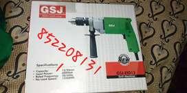 GSJ drilling machine