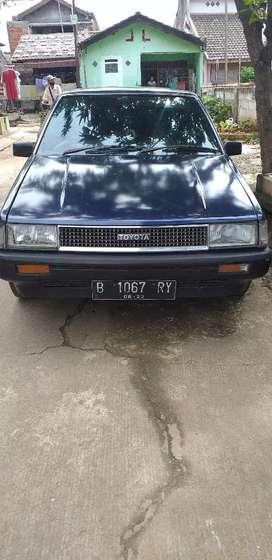 Di Jual Mobil Toyota Corolla SE Salon '86. Tambun Bekasi