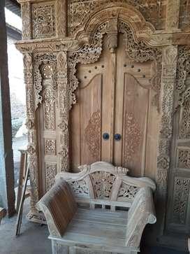 sikun cuci gudang pintu gebyok gapuro jendela rumah masjid musholla
