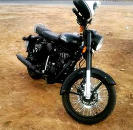 Top Condition - Royal Enfield Stealth Black 500CC