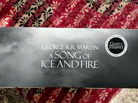 A song of ice and fire. George Martin