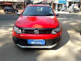 Volkswagen CrossPolo 2013-2015 1.2 TDI, 2013, Diesel