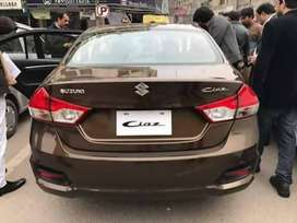 Suzuki Ciaz now You get on Easy Monthly Installments