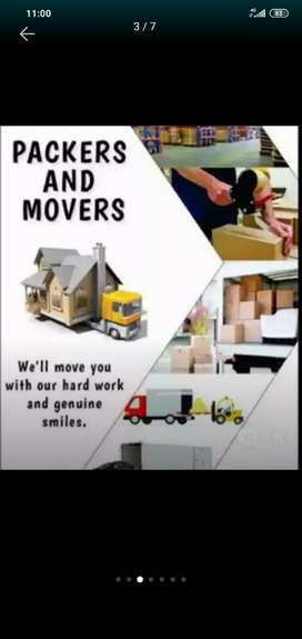 Packers and movers AMARAVATHI PACKERS&MOVERS