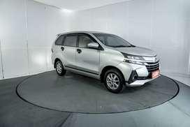 Daihatsu Xenia 1.3 R AT 2019 Silver