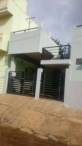 2BHK INDEPENDENT HOUSE FOR RENT AT RAILWAY LAYOUT