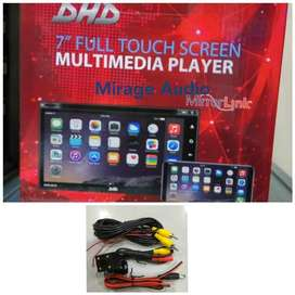 Headunit Tv + Camera + antena