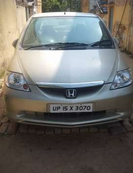 Honda City Zxgxi 2005 dec.