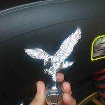 [COD] Emblem elang / Logo Transformers Autobot Decepticon Chrome 3D /
