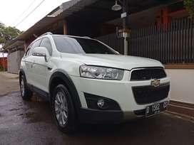 Istimewa! Chevrolet Captiva 2.0 FL AT Diesel Turbo 2013 | CRV Xtrail
