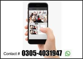 CCTV Camera Installation & Low price Packages & Installation