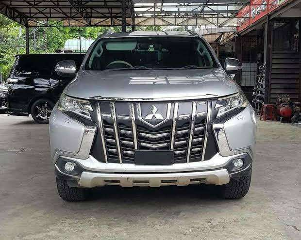 READY Grill New Pajero Model Luxury CONCEPT