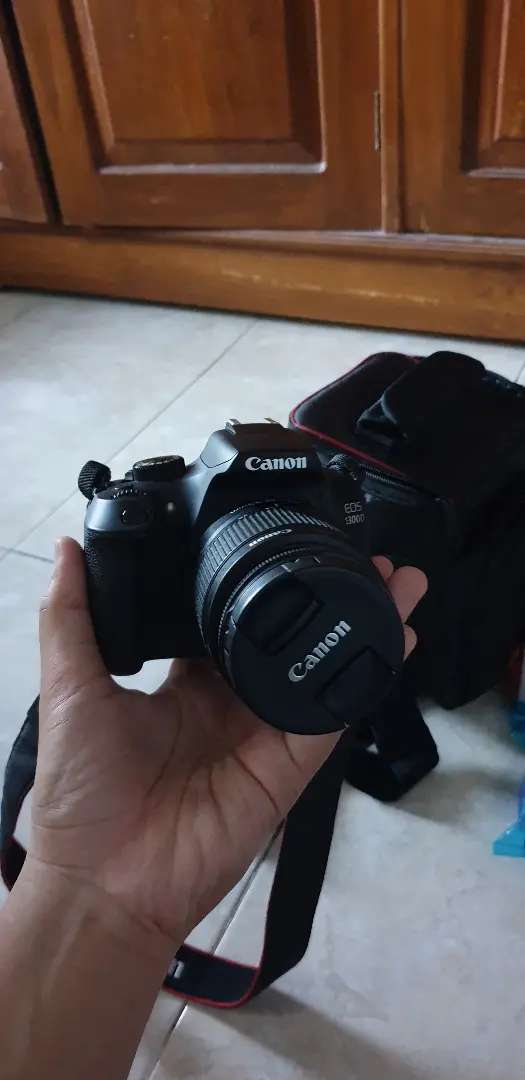 Canon 1300d fullset normal 0
