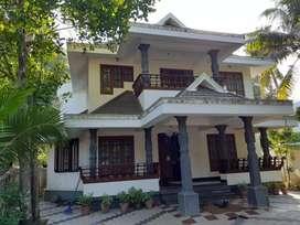 Alappuzha punnapra 12 cent 3000 sqft house
