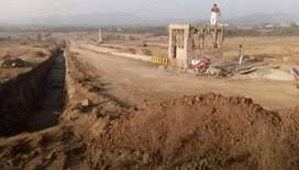 5 Marla Corner Plot's file for sale in shaheen town 4