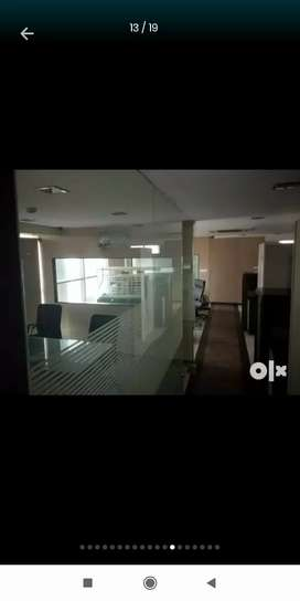 680 sqft fully furnished office for sale near gopal complex.