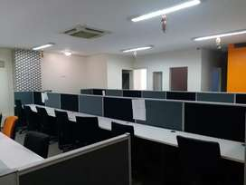1735 sq ft fully furnished office on rent in pride icon kharadi