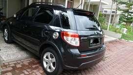 Suzuki SX4 AT HITAM 2010 facelift