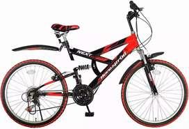 Hero Next 24T 18 Speed Sprint 18 Gear Mountain Cycle