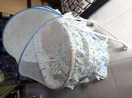 Ranjang bayi goyang #turunharga