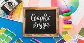 Design Grafis Corel Draw / Adobe Illustrator / Photoshop