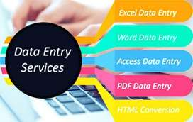 Data Entry Operator Available