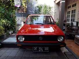 VW Golf S MK1 1978 Antik