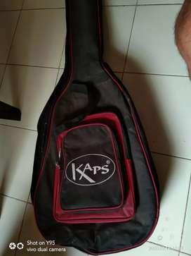 Guitar (KAPS) MODEL NO. ST - 1CM