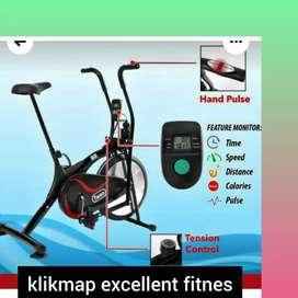 sepeda statis platinum bike twen TM-549 alat olahraga