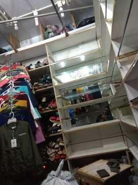 Urgent sale for garment shop
