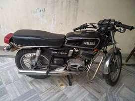 YamahaRX 100