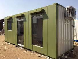 security guard cabin /container for living/ cabin rooms fro sale
