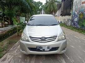 Innova G 2.0 2008 / 2009 MT manual facelift bensin