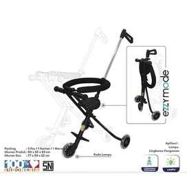 PMB S05 Kereta Dorong Anak Jaman Now [Mini Trike Stroller]