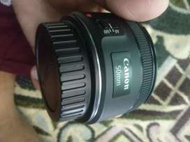 50mm new condition