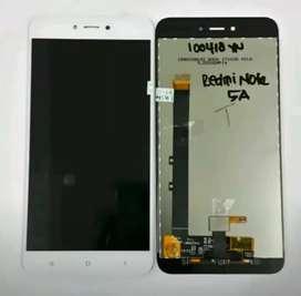 Lcd Touchscreen Xiaomi Redmi Note 5A + Pasang