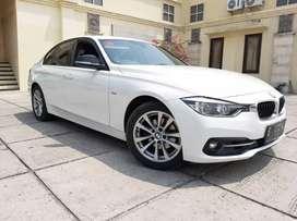BMW 320i Sport 2.0 At 2016 Servis Record Kondisi Terawat Siap pakai