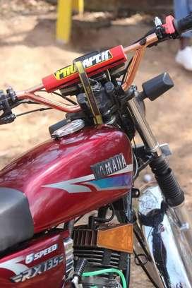 """Yamaha rx 135 """"4""""speed"""