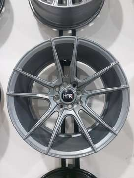 For Sale Velg HSR R17 for mobilio,jazz,xenia,avanza,livina,yaris dll