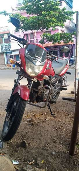 Fully serviced engine good condition bike