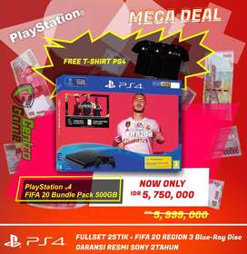 PLAYSTATION4 PS4 BUNDLE PACK FIFA20 BUNDLE FIFA20 FIFA2020 FIFA 2020