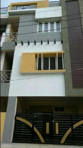1 RK in Vishweshwarayya Layout 6th block near KLE Law College