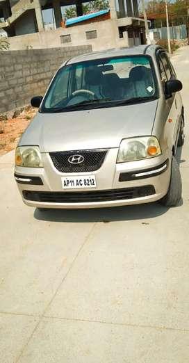 Hyundai Santro 2008 LPG Well Maintained 2007 .2008 reg