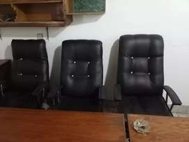 Office vip chairs leather chairs