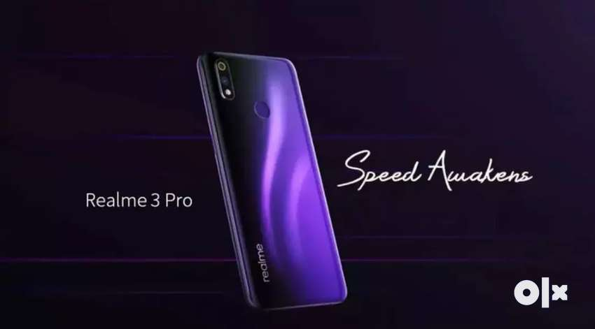 Realme 3pro in warranty with insurance 0