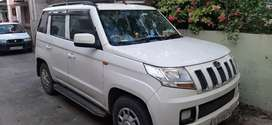 Mahindra TUV300 T6+ 2018 Diesel Well Maintained