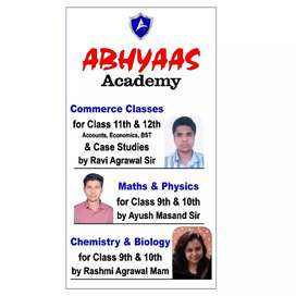 Best Maths, Science Classes for Class 9th and 10th