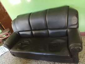 3+2 Leather Sofa for sale