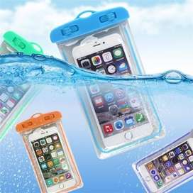Waterproof Mobile Case Underwater PVC Bag Transparent Touch Screen